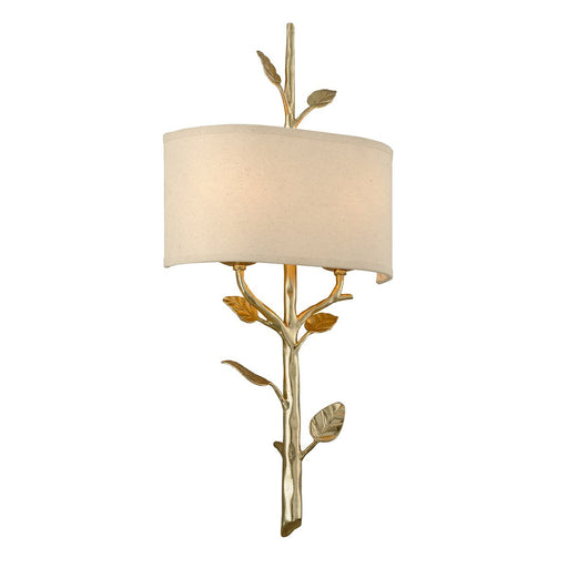 Almont Wall Sconce - Gold Leaf