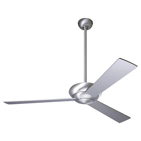 "Altus 42"" Ceiling Fan - Brushed Aluminum (No Light)"
