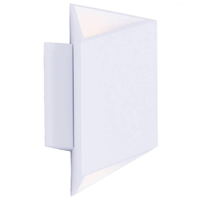 Alumilux AL LED Outdoor Wall Sconce E41373 - White Finish