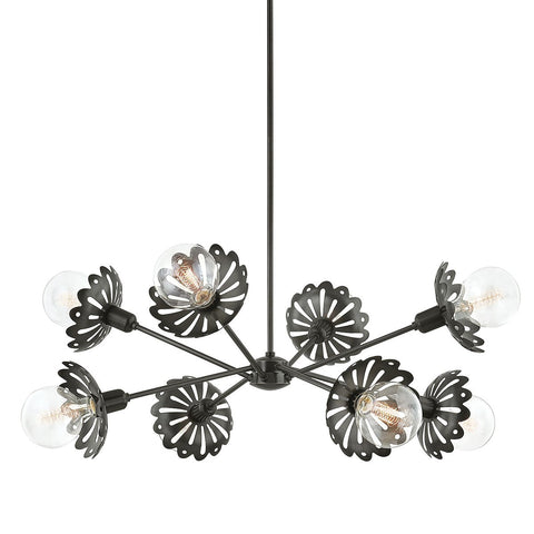 Alyssa Chandelier - Old Bronze