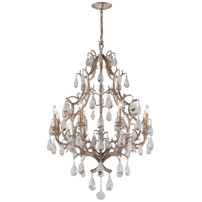 Amadeus Small Chandelier - Vienna Bronze Finish