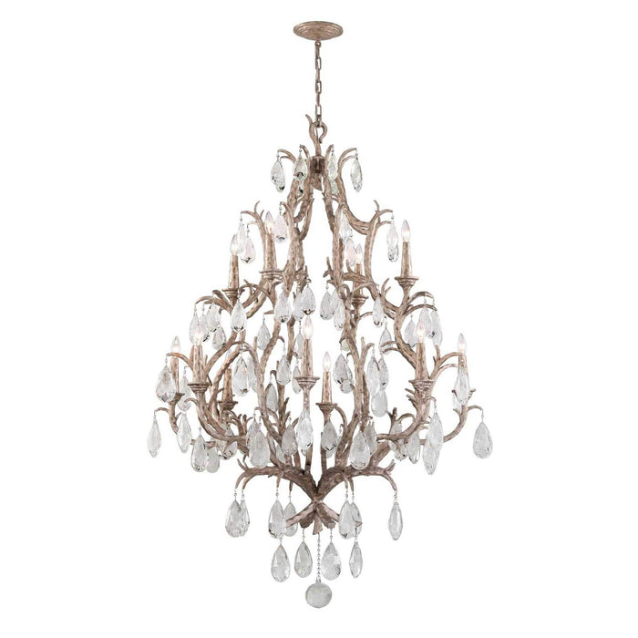 Amadeus Large Chandelier - Vienna Bronze Finish