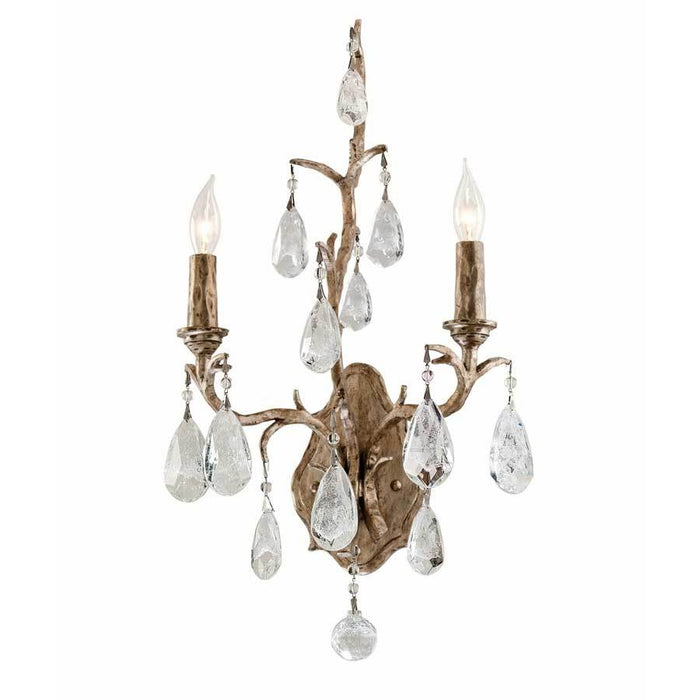Amadeus Large Wall Sconce - Vienna Bronze Finish
