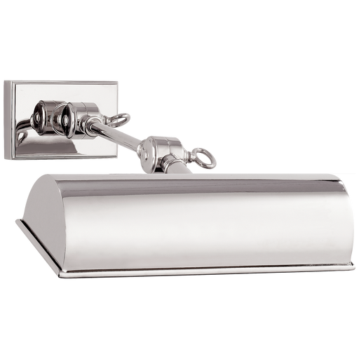 Anette Small Picture Light - Polished Nickel Finish
