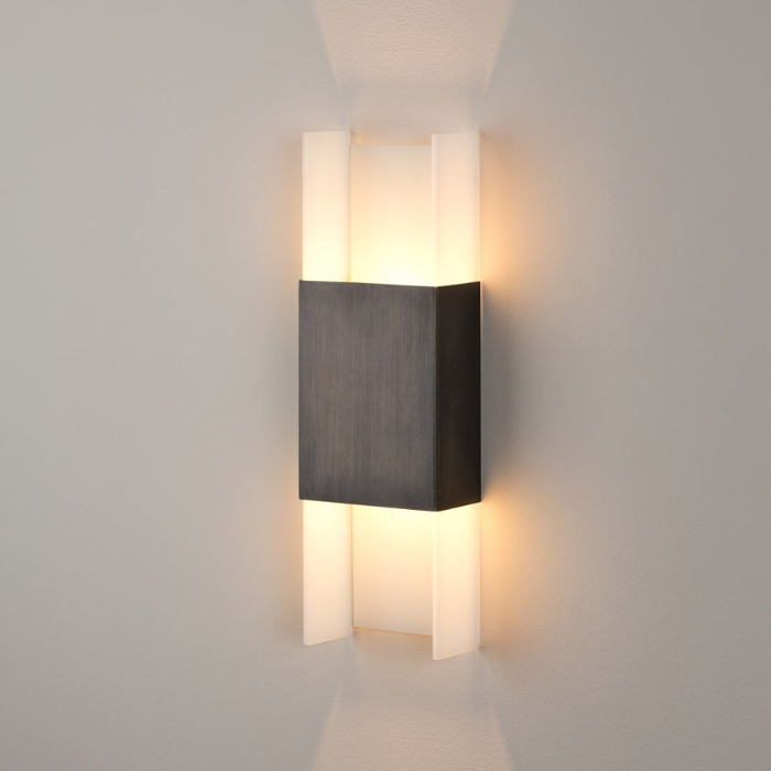 Ansa LED Wall Sconce - Oiled Bronze Finish