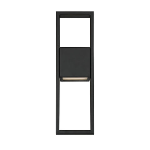 Archtype LED Outdoor Sconce - Black