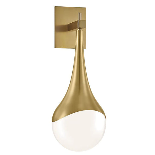 Ariana Wall Sconce - Aged Brass