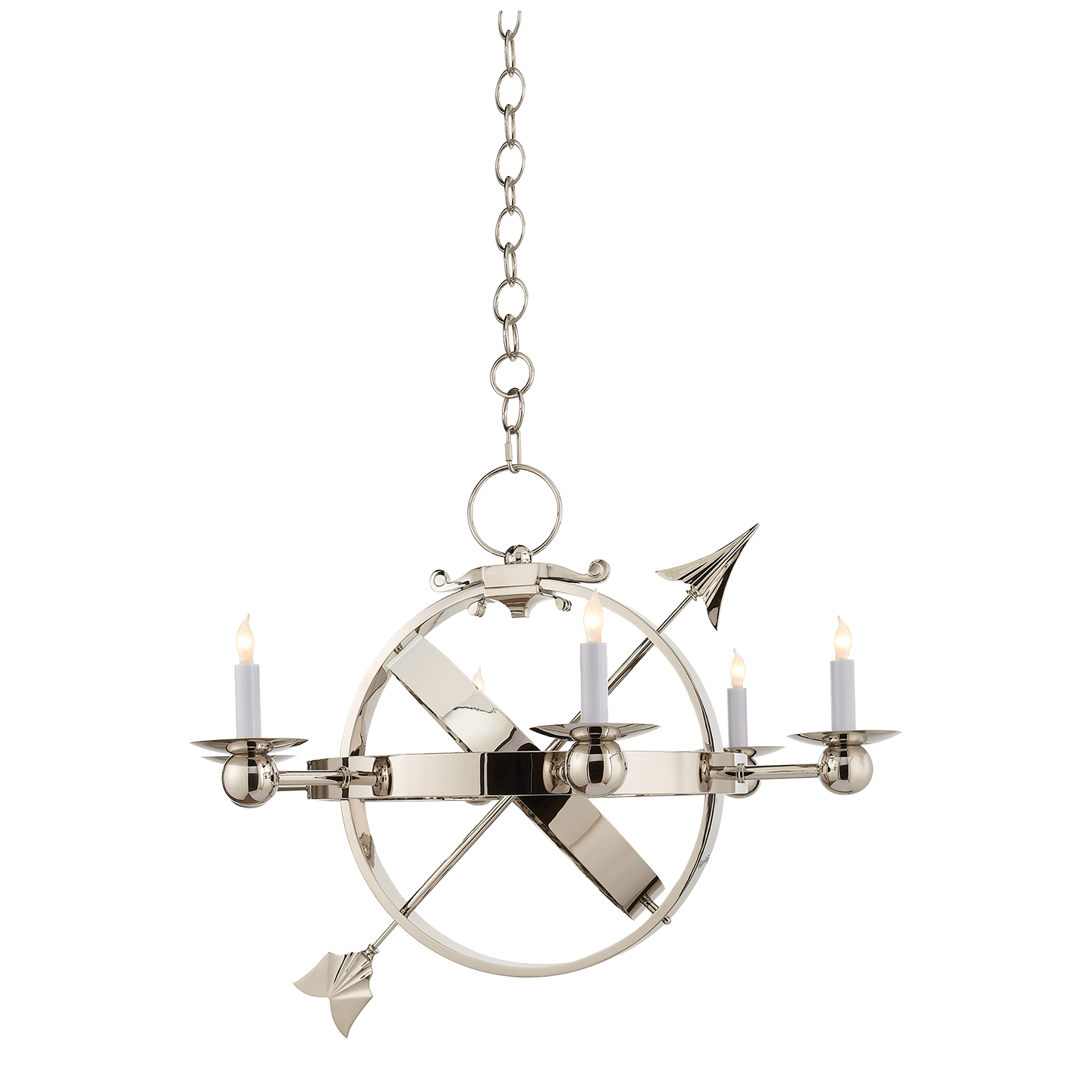 Armillary sphere chandelier info lighting eric cohler armillary sphere chandelier aloadofball Image collections