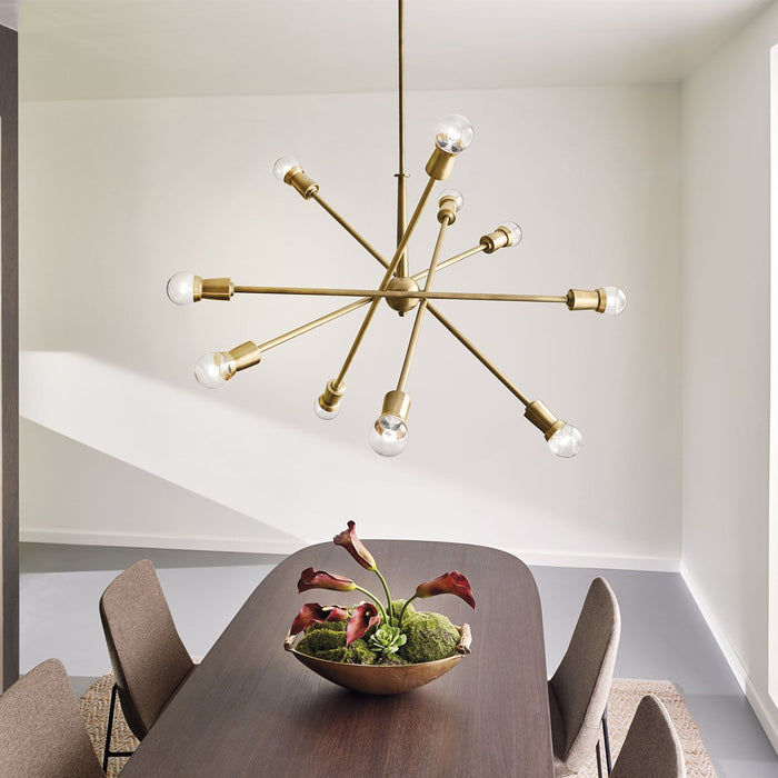 Armstrong Chandelier - Display