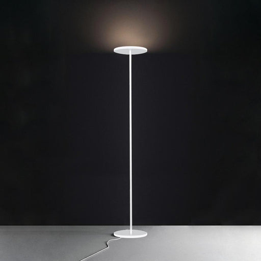 Athena LED Floor Lamp - White