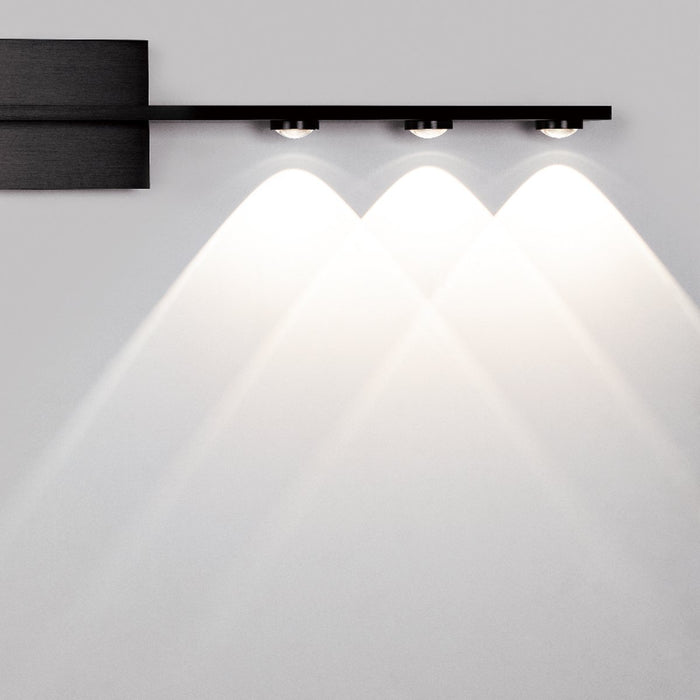"Aurora 26"" Wall Sconce - Display"