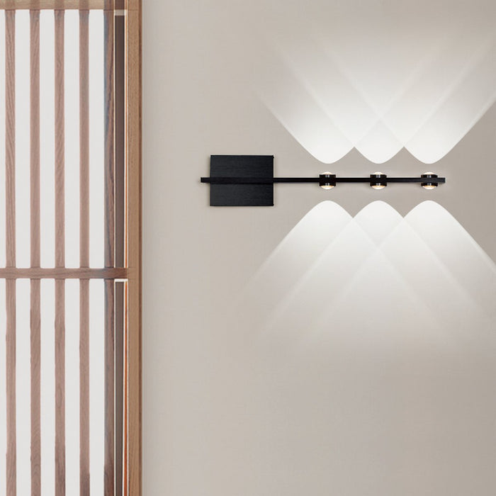 "Aurora 22"" 2-Light Wall Sconce - Display"