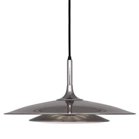 Axiom Pendant Light Polished Nickel