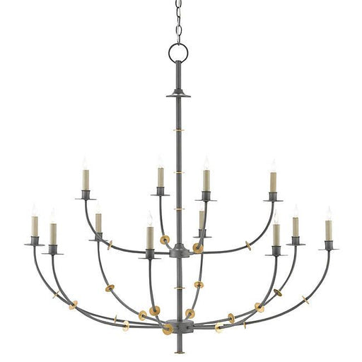 Balladier 2-Tier Chandelier