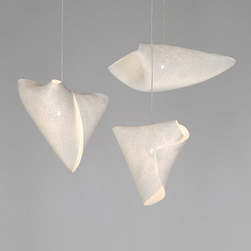 Ballet Elance Pendant Light - White