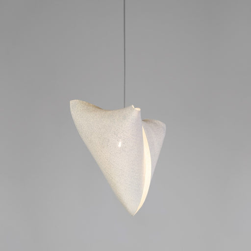 Ballet Elance Pendant - White Finish