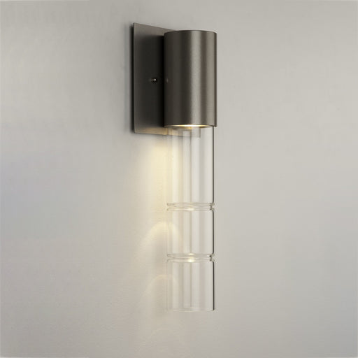 Bamboo Wall Sconce - Flat Bronze