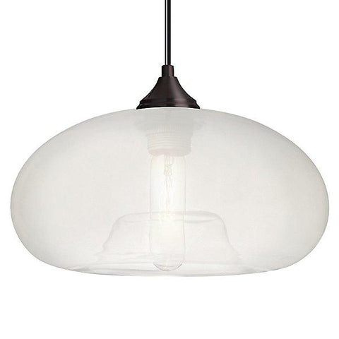 Bana Mini Pendant Light Frost/Bronze