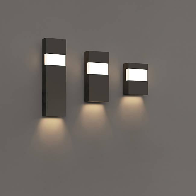 Band LED Indoor/Outdoor Wall Sconce - Display