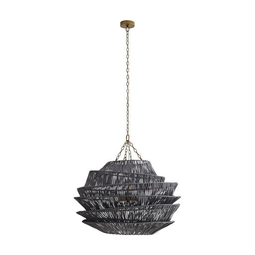 Barton Pendant - Dark Gray Finish