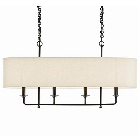 Beatty Chandelier - Dark Bronze
