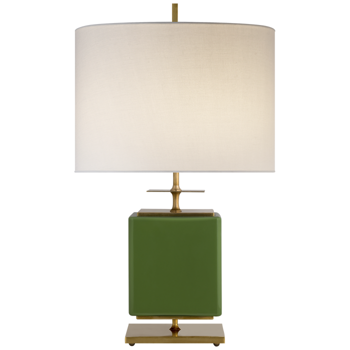 Beekman Small Table Lamp - Green