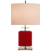 Beekman Small Table Lamp - Maraschino