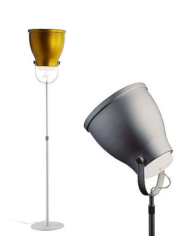 Big Bell Floor Lamp