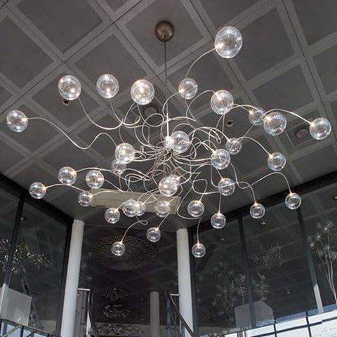 Big Bubbles HL 35 Chandelier