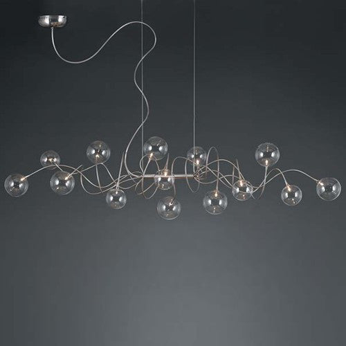 Big Bubbles Kite HL 14 Linear Suspension Light