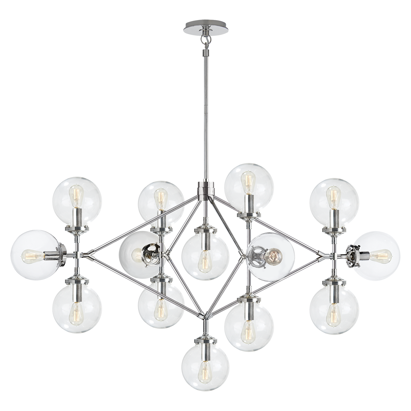 Bistro four arm chandelier info lighting ian k fowler bistro four arm chandelier aloadofball Image collections