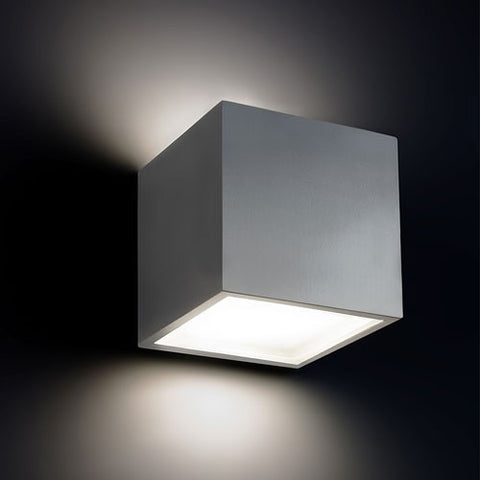 Bloc Outdoor LED Wall Light