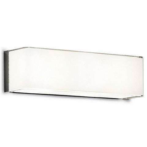 Block P29 Wall Sconce - White