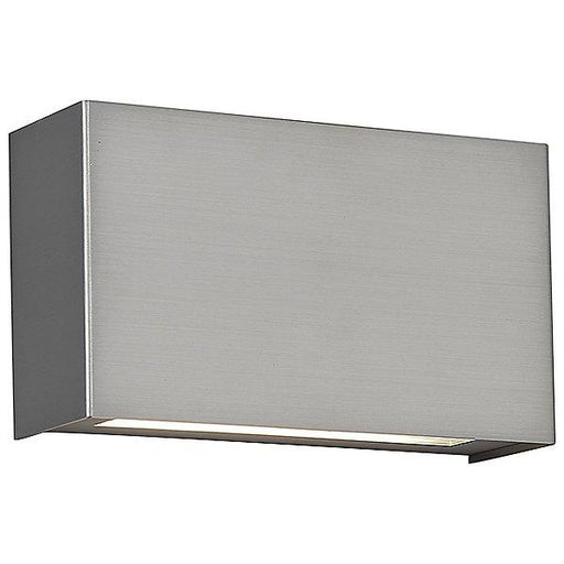 Blok Wall Sconce - Satin Nickel