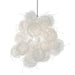 Blum Pendant - White Finish