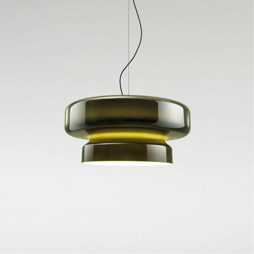 Bohemia LED Pendant - Green Finish