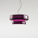 Bohemia LED Pendant - Violet Finish