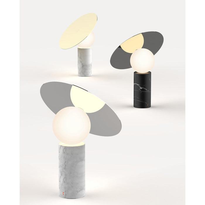 Bola Disc Table Lamp - Display