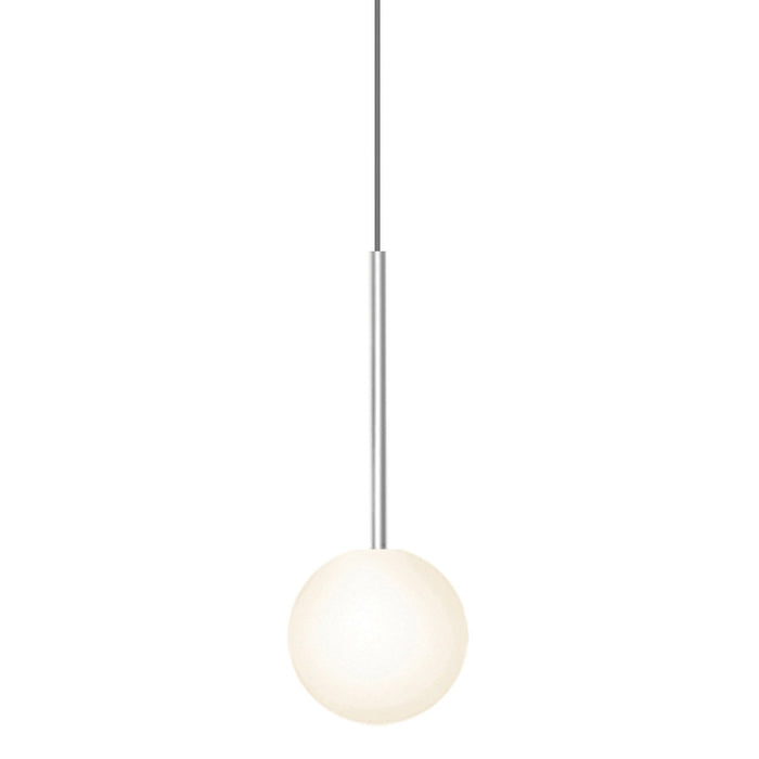 "Bola 5"" Sphere Pendant - Chrome"
