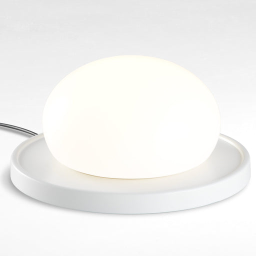 Bolita LED Table Lamp - White Finish