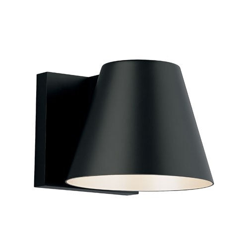 Bowman 6 Wall Light - Black Finish