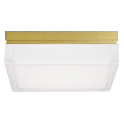 Boxie LED Ceiling Light - Brass - Large