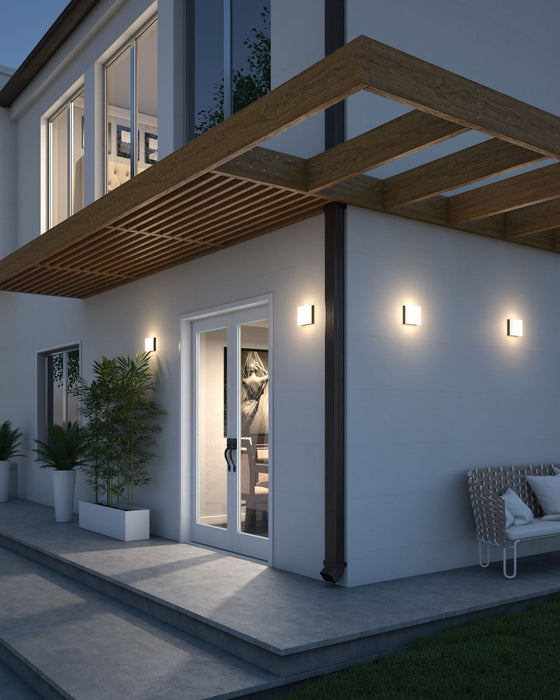 Boxie LED Ceiling Light - Display