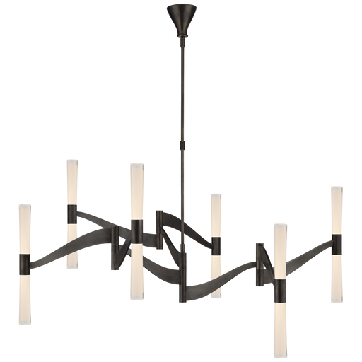 Brenta Grande Chandelier - Bronze Finish