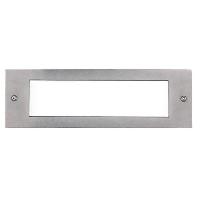 Bristol Small LED Outdoor Step Light - Gray Finish