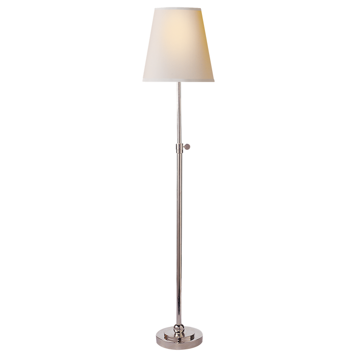 Bryant Table Lamp - Polished Nickel