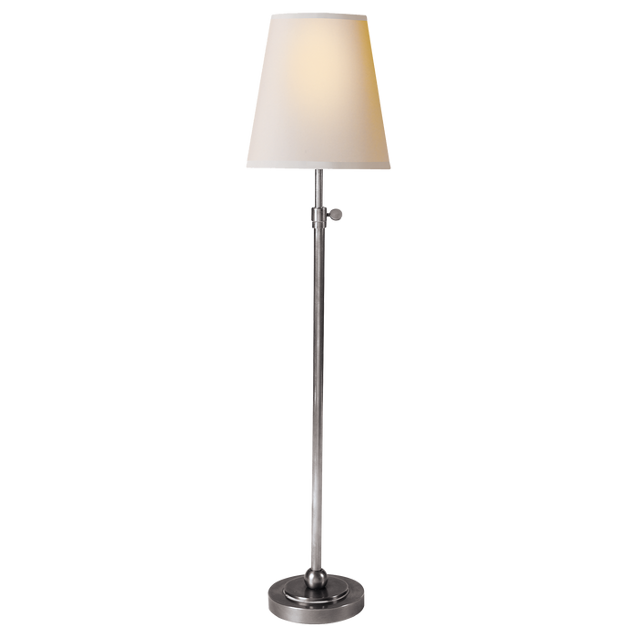 Bryant Table Lamp - Antique Silver