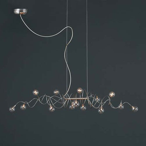 Bubbles Kite HL 14 Linear Suspension Light