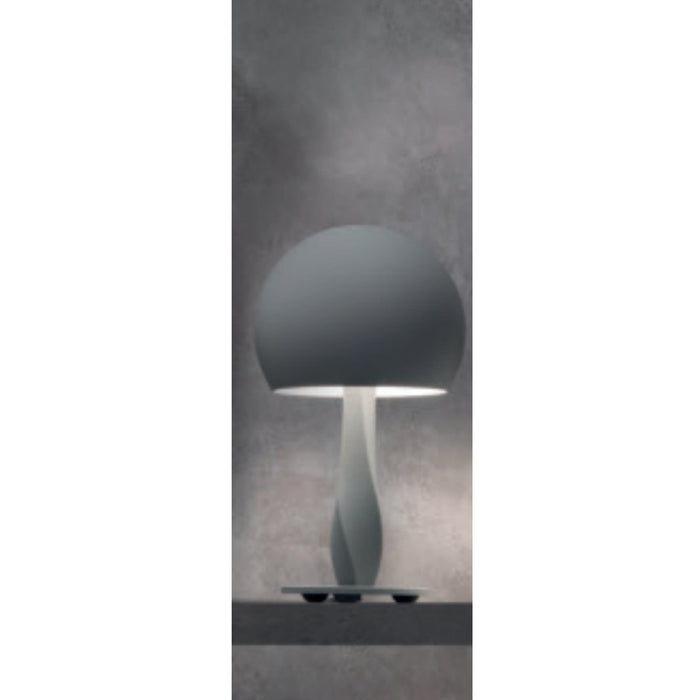 Bustier Table Lamp - Dark Gray Finish