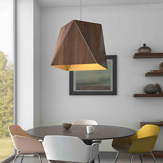 Calx Large Pendant - Display